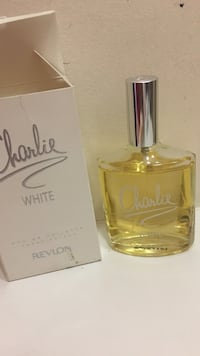 Charlie white revlon fragrance bottle with box Germantown, 20876