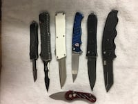 Lot of 7 OTF and FA Anchorage, 99517