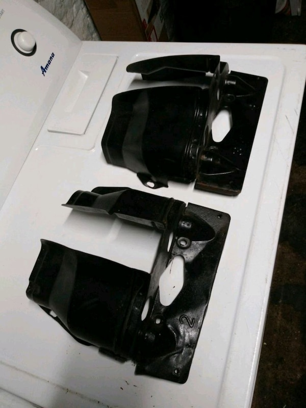 Vw dual port engine shrouds
