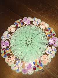 Antique doilies 2 different styles Winfield, 60190