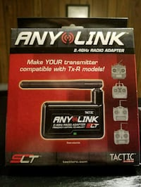 Any Link R/C System with an Electric Fly 7.2v Char Warren, 48089