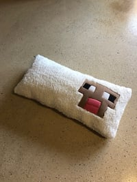 Minecraft Sheep Plush Pillow Apollo Beach, 33572