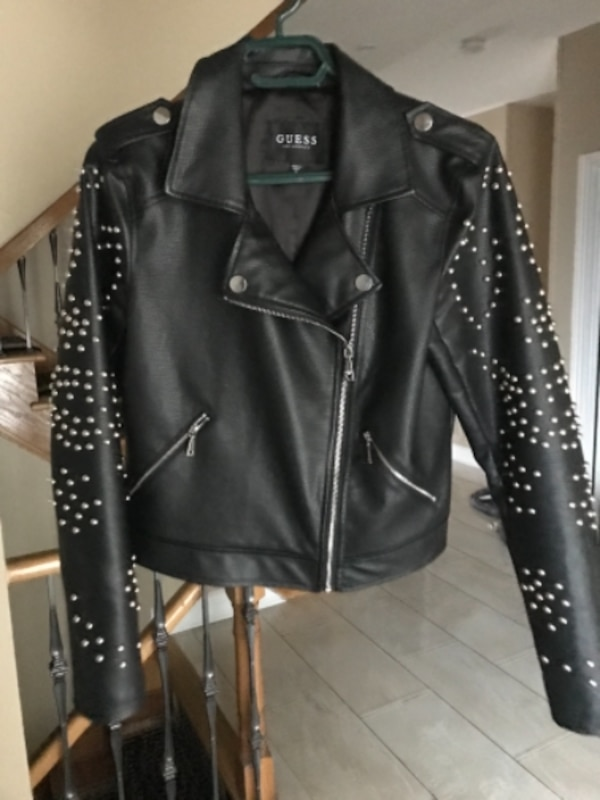 Leather jacket from Marciano size medium