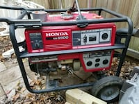 Honda 6500 generator Virginia Beach, 23456