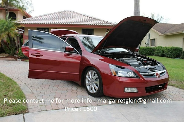 used red honda accord type r sedan for sale in charlotte letgo. Black Bedroom Furniture Sets. Home Design Ideas