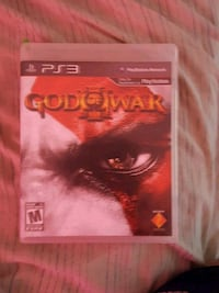 God of War PS3 game case Windsor, N8Y 3X2