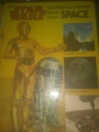 Star wars questions and answers about space Atascadero, 93422