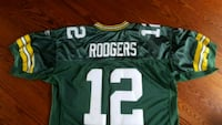 Vintage Green Bay Packers Aaron Rodgers Jersey Omaha, 68131