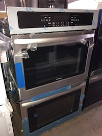 New Frigidaire 30in double wall oven electric 6 months warranty Baltimore, 21223