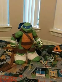"Ni ja turtle play house 24"" tall 1496 mi"
