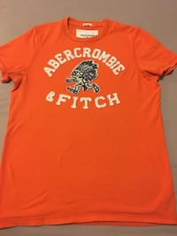 Abercrombie And Fitch Muscle Fit T-shirt Size L