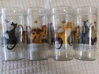 Kittens/glassware/16oz/GLASSES/ Hugo, 55038