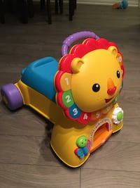 Fisher Price 3 in 1 Stride and Ride Lion Toronto, M6A 2S6