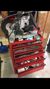 Tool chest plus tool Vaughan, L4L 1S3
