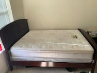 White and gray floral mattress Columbia, 21045