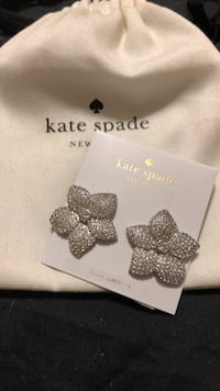 Kate Spade Blooming Statement Earrings Mississauga, L4Z 1H7