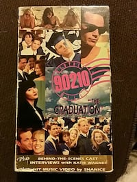 2013 BEVERLY HILLS 90210 --THE GRADUATION VHS Akron, 44314