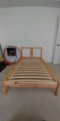 2 twin bed frames  Columbia