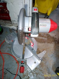Rigid skill saw in good condition work's well  Toronto, M3M 1N4