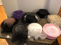 Lot of 20 Vintage Women's Hats See all Pictures $40 for everything Manassas, 20112