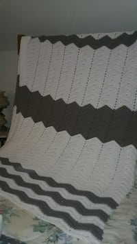 white and grey large afghan Norfolk