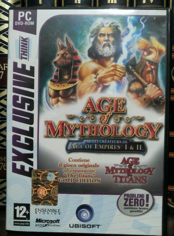 Gioco Per PC Age Of Mythology