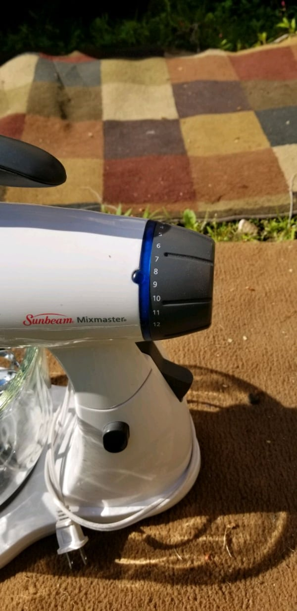 Take a look New Sunbeam MixMaster  2