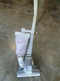 white and gray upright vacuum cleaner Clarksville
