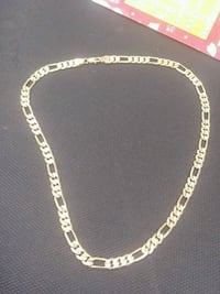 gold-colored chain necklace Surrey, V3T 2X2