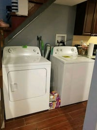 washer and dryer set They look very new, and their 35 km