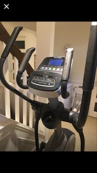 black and gray elliptical trainer Oakville, L6M 5E4