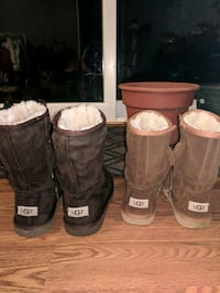 UGG BOOTS, little kid size 13 and big kid size 3 Silver Spring, 20906