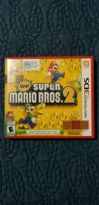 Super Mario Bros 2 Barely used  Toronto, M1C 3Z2