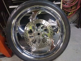 Motorcycle front rim 21-inch Harley-Davidson
