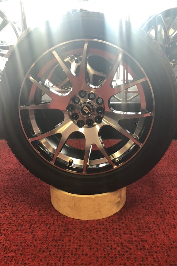 Spec 1 wheels and Yokohama tires  d7e14f66-bd73-4714-83f4-a972ca5b2018