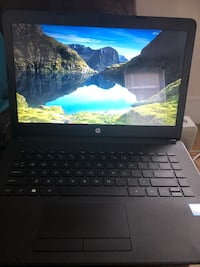 black and gray laptop computer Albany, 12206