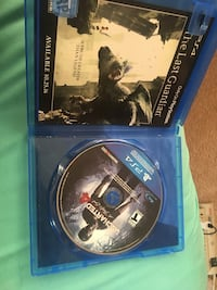 Uncharted 4 ps4 game case Hyattsville, 20782