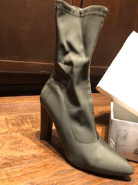 EGO - Women's Olive/Green Boots size 7  Silver Spring, 20904