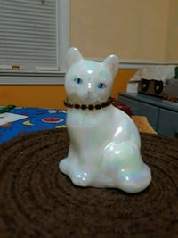 Beautiful Cat with July's Gem Figurine Silver Spring, 20901