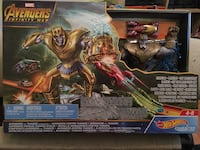 Hot Wheels Avengers VS. Thanos Showdown  Langley, V2Y 1B5