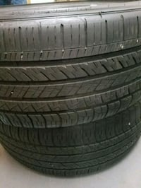 Two tires Goodyear 245/40R20 Arlington, 22204