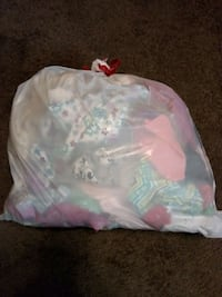 Grab bag of clean baby girl clothes Rogers, 72756