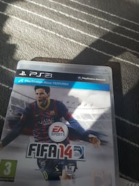 PS3 FIFA 14 spelväska Angered, 424 48