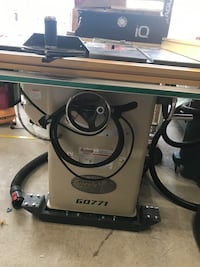 Table Saw for sale Manassas, 20109
