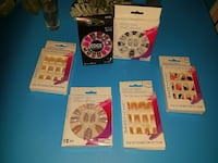 assorted nail art boxes Baltimore, 21234