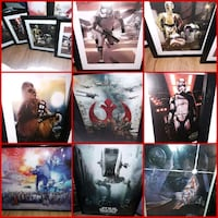 Star wars posters Anchorage, 99517