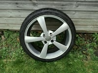 17' rims / alloys London, NW10 7DS