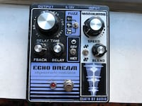 Death by audio echo dream Toronto, M6J 0A9