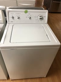 Kenmore white top load washer 47 km