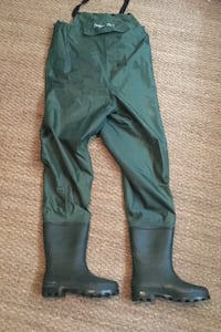 Hip waders (lined) size 11 Coquitlam, V3C 4X7